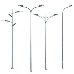 Cột đèn các loại