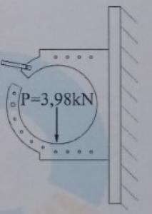 Giá treo cáp chữ D